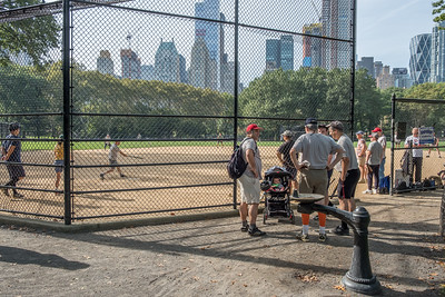 Hecksher Ball Fields - Central Park