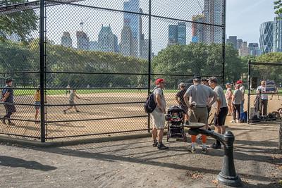 Hecksher Ball Fields - Central Park