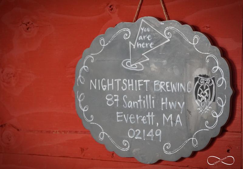 Night Shift Brewery, Everett, MA