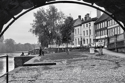 The Bandstand, Bewdley