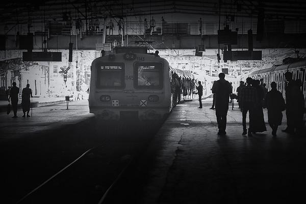 Mumbai Chhatrapati Shivaji Terminus (CST) a.k.a Victoria Terminus (VT)