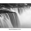 Illumination over Niagara Falls, New York (Long Exposure)