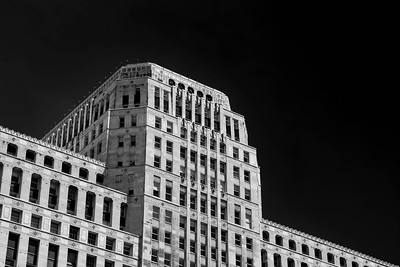 Details of the Merchandise Mart