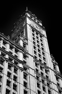 Iconic Wrigley Building