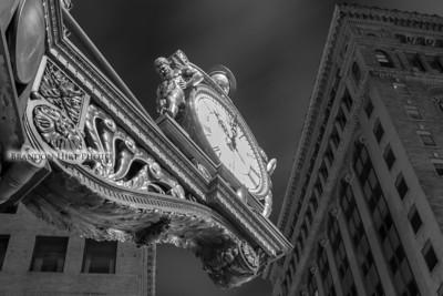 Kauffman Clock