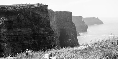 Cliffs of Moher (BNW)