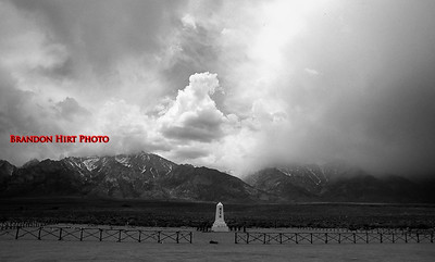 Manzanar, California