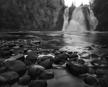 High Falls Stones