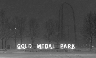 Gold Medal Park in BNW