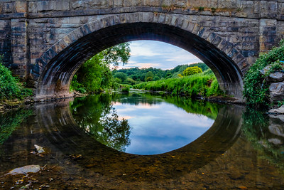 Butlers Bridge, Pleasington, Blackburn, Lancashire, UK