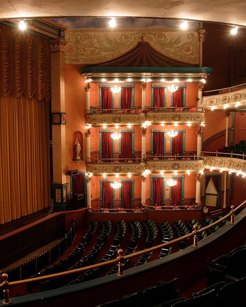 Grand Opera House Interior