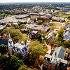 aerial photo of Macon campus