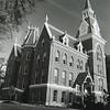 Godsey Administration Building, Spires