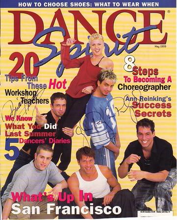 Dance Spirit Magazine 1999