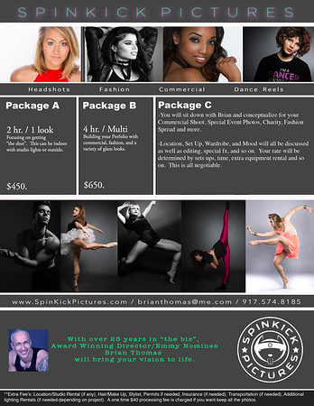 Photo packages copy
