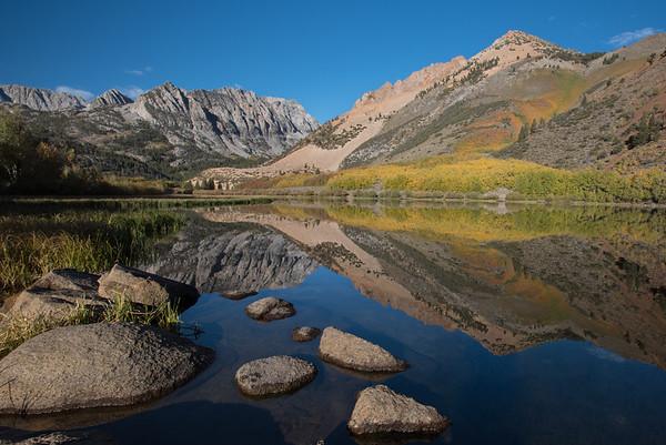 North Lake Reflection