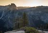Half Dome Sunrise