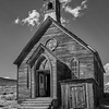 Methodist Church - Bodie Ghost Town