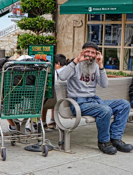 Homeless Photographer
