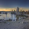 Mono Lake Tufas - After Sunset