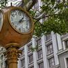 Market Street Clock