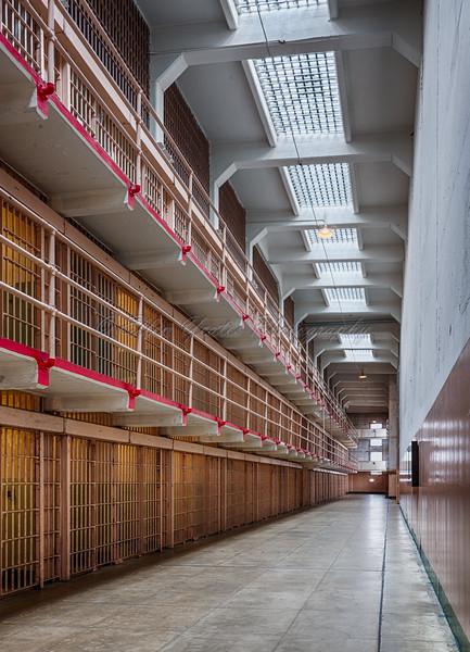 Cell Block - Alcatraz
