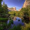 Mirror Lake - Yosemite National Park