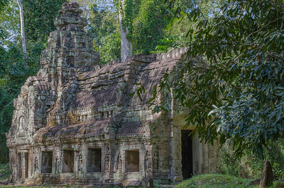 The House of Fire, Preah Khan temple