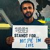 #WE STAND WITH REFUGEES CAMPAIGN