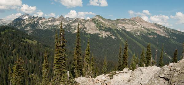 Columbia Mountain Range