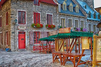 Old Québec - Québec City Canada