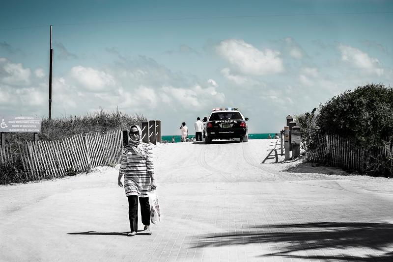 Leaving The Scene Of A Crime