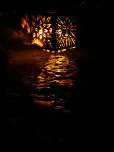 New Year's Eve at Trellis Bay in the beautiful British Virgin Islands