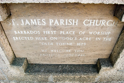 St. James Parish Church, Barbados