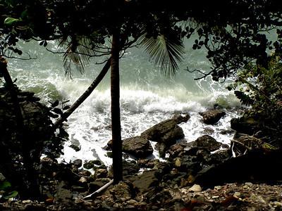 Trip to Toco, Trinidad March 2007.