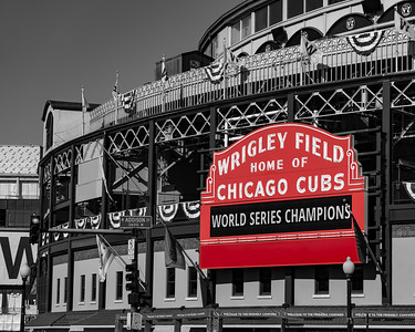 Chicago Cubs/ Wrigley Field