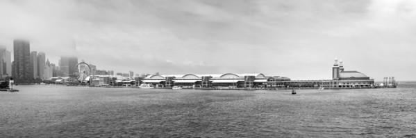 Chicago Navy Pier Panorama ii
