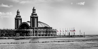 Solemn Navy Pier