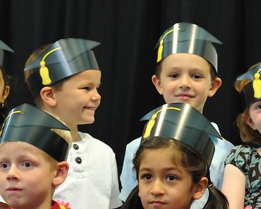 2012 - Jake's Kindergarten Graduation