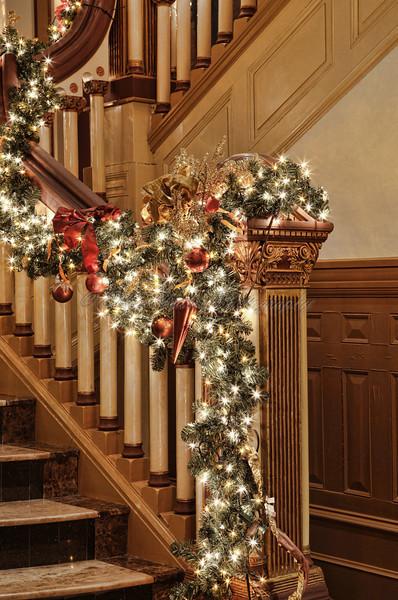 Festive Staircase