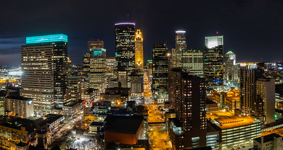 Dark Minneapolis