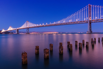 Baylights, San Francisco