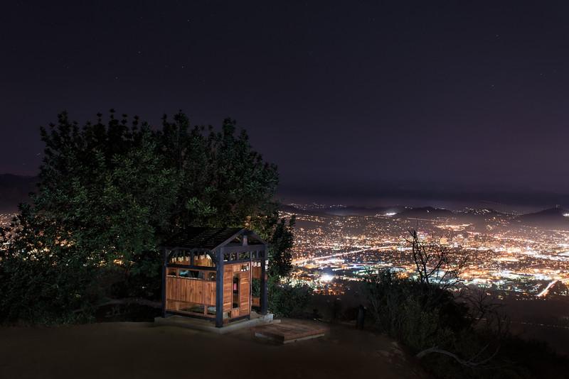 Griffith Park Treehouse