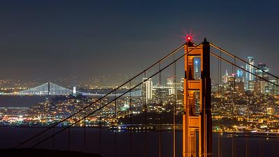 Thread the Needle, San Francisco