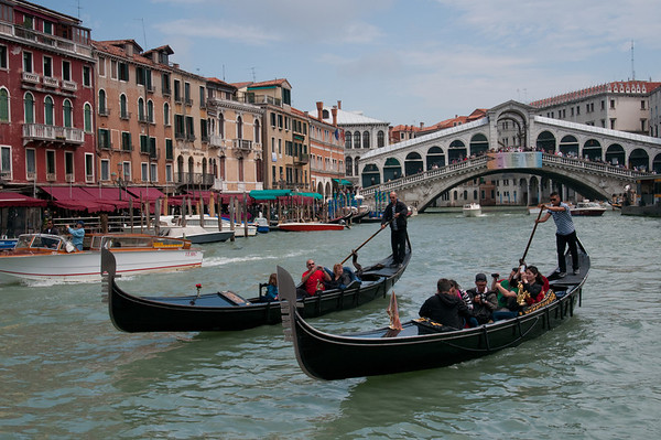 Cruisin the Grand Canal