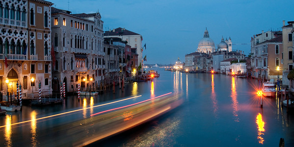 Evening Cruise on Grand Canal