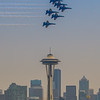 Seattle Blue