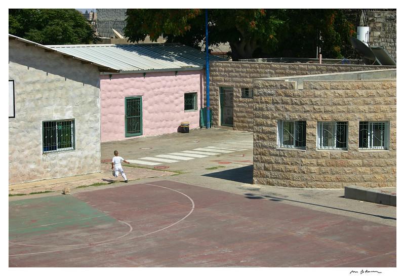 Pink Jerusalem