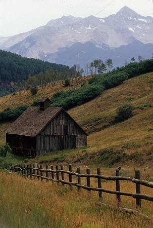 Cabin at Mt Wilson