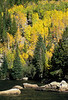 Autumn Foliage on Bear Lake